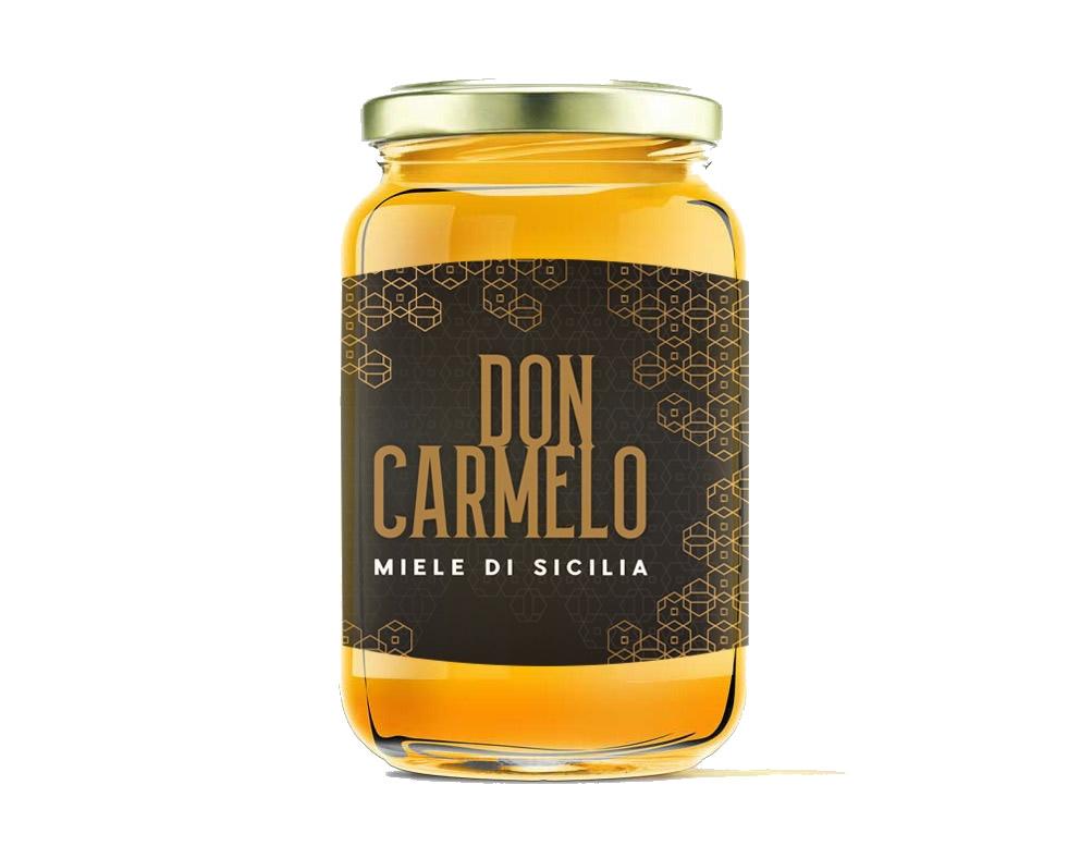 Miele di Sicilia - Don Carmelo - Azienda GEVA